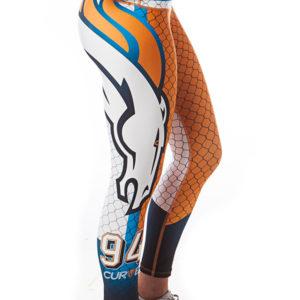 Curve Denver Football Legging